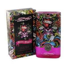 Ed Hardy Hearts & Daggers by Christian Audigier 3.4 oz Eau de Parfum Spray for Women $38.98