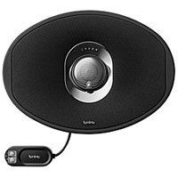 """Infinity Kappa 6929i 2-Way 6-Inch x 9-Inch Car Speaker - Pair by Infinity. $99.00. The Kappa 692.9i 6""""""""x9"""""""" speakers feature light, but stiff woven glass-fiber woofer cones that won't flex or distort. The Plus One design offers a larger surface area for improved low-frequency output and efficiency, while longer voice coils produce tighter, snappier bass. Large magnets keep the woofers running cooler by placing more steel close to the voice coils to act as a heat..."""