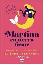 My Life Between Books: MARTINA EN TIERRA FIRME