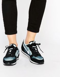Buy Nike Genicco Fade Black & White Trainers at ASOS. With free delivery and return options (Ts&Cs apply), online shopping has never been so easy. Get the latest trends with ASOS now. Black And White Trainers, Black White, Air Max Sneakers, Sneakers Nike, Saved Items, Nike Air Max, Fashion Online, Sportswear, Active Wear
