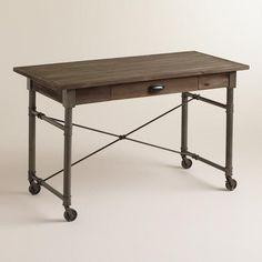 Celia Desk >> #WorldMarket Home Office, Organization, Home Decor, Tips