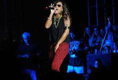 Eve on stage at RTB 2012 - San Bernardino, Calif.