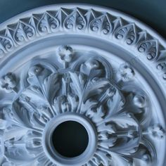 Victorian Anthemion Border Ceiling Rose 520mm MPR062. A mini masterpiece. #ceilingrose