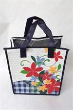 Tropical Paper Garden Hot & Cold Reusable Bag Palaka
