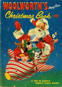 I don't recall the catalogs but I sure fondly remember Woolworth's in Grant Pass, OR                           (1952 WOOLWORTH 5 AND DIME    CHRISTMAS BOOK)