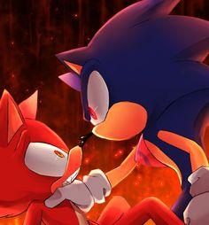 Game Sonic, Sonic Fan Art, Sonic Boom, Shadow The Hedgehog, Sonic The Hedgehog, Tails Doll, Chaos Emeralds, Doom 3, Sonic Mania