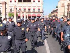 DEBERÁN PAGAR 20 MDP A POLICÍAS DESPEDIDOS EN 2014 EN MICHOACÁN