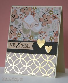 My Impressions: More Quick and Easy Wedding Cards (& Simon Says Stamp Giveaway)