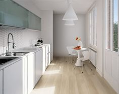 Gres porcellanato effetto legno Nuances - Faggio, Fap Ceramiche   CucinaIdea.com
