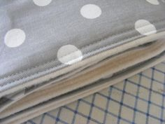 Baby Crib Bedding Quilt/Blanket Grey Yellow or any fabric in shop