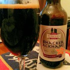 Bhacker Ackhams  - Two Towers Brewery