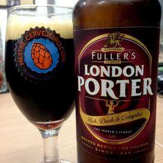 Fuller's London Porter #cerveja #beer