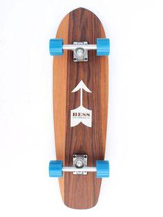 Hess Skateboard - Keeger
