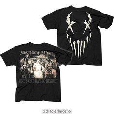 Mushroomhead T-shirt $19.95