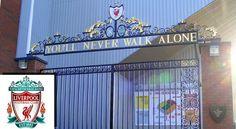 """Liverpool: """"You'll never walk alone"""", origens do mítico """"hino"""" dos """"reds"""""""