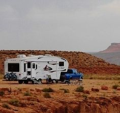 Love Your RV Boondocking Basics - how we do basic boondocking off grid for 5-7 days http://www.loveyourrv.com/love-your-rv-boondocking-basics/ #RV #camping