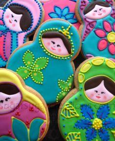 matrioskas cookies