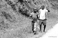 Kids #uganda #streetphotography