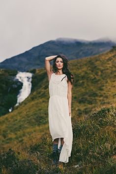 natalie : fashion portrait // isle of skye, scotland // rebekah j. murray