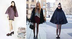 #streetstyle #style #fashion #streetfashion #poncho #cape