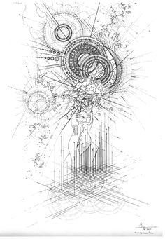 geometric space tattoos men geometric space tattoos universe Best picture for .geometric space tattoos men geometric space tattoos universe best image for geometric space tattoos sacred geometry for your taste you are looking for something Creative Landscape, Landscape Design Plans, House Landscape, Sacred Geometry Tattoo, Geometry Art, Body Art Tattoos, Space Tattoos, Designs To Draw, Zentangle