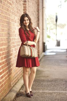 A Walk in the Park: Romantic Reds