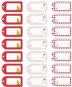 Labels for Role play Christmas Gift Decorations, Christmas Holidays, Bullet Journal, Gift Wrapping, Scrapbook, Role Play, Tags, Planners, Advent