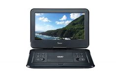 Impecca Portable DVD Player w/ Screen Built In Speakers, Stereo Speakers, B 13, In 2019, Card Reader, Portable, Sd Card, Baddie, Traveling By Yourself