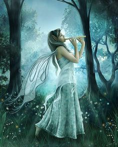 Forest Fairies Mythical Creatures | MYTHICAL CREATURES THROUGHOUT HISTORY: AN IN-DEPTH LOOK AT 'FAIRIES ...