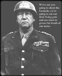 George Patton was the best. Military Quotes, Military Humor, Military History, Military Ranks, Army Quotes, Military Personnel, Military Pictures, George Patton, Non Aggression Principle