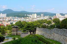 Suwon Hwaseong {Fortress Wall}