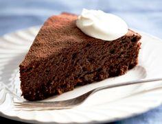 Простой рецепт шоколадного пирога