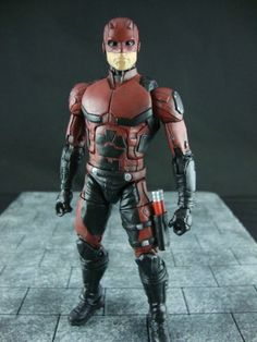 Netflix Daredevil (Marvel Legends) Custom Action Figure