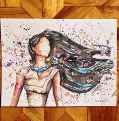Disney-inspired fan art that will delight your inner girl - . 10 Disney-inspired fan art that will delight your inner girl - . Disney-inspired fan art that will delight your inner girl - . Watercolor Art, Art Painting, Disney Drawings, Sketches, Art Drawings, Disney Inspired, Art Projects, Painting, Disney Paintings