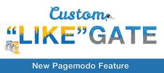 """Custom """"Like"""" Gate for Facebook Fan pages"""