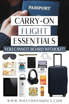 Dreading that long-haul flight that's standing in the way of you and your dream destination? Throw out all those other packing lists and look no further than this perfectly curated list of long-haul flight essentials. Here you'll find the best products, tips, snacks, and beauty tips that will have you feeling like you just upgraded to business class! #longhaulflightessentials #traveltips