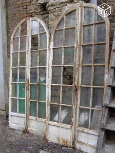 2 portes fenêtres 300 X 115 (120 € l'une) Ameublement Alpes-Maritimes - leboncoin.fr