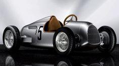 Audi de pedales