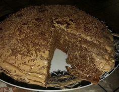 блиный торт