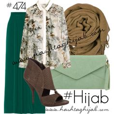 Hashtag Hijab Outfit #474 by hashtaghijab on Polyvore featuring H&M, TIBI, Max Studio, Alberta Di Canio and hijab