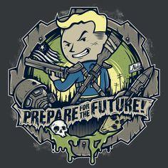 #fallout #tshirts #fallout4