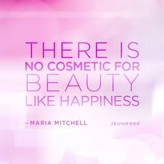 """There is no #cosmetic for #beauty like #happiness."" #InstantlyAgeless #Entrepreneurs"
