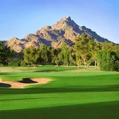 Show us your best swing at Arizona Biltmore.