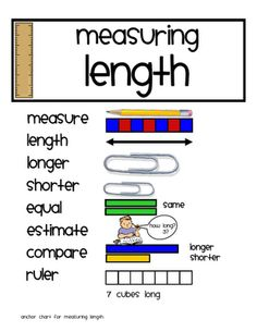 Measuring length & other vocal & activities