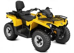 ATV Can-Am  Bombardier Can-Am Outlander MAX DPS 450 T3 '17