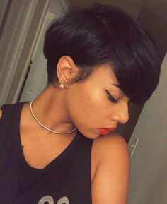 Cute Short Hair Styles Brilliant Cute Short Cut✨ To See More Follow Kiki&slim  Hairstyles