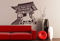 Aziatische Tempel