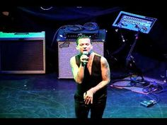Dave sounds amazing covering this song...one of my all time favorites!    Dave Gahan (Depeche Mode) Love Will Tear Us Apart - Joy Division Cover @ Club Nokia