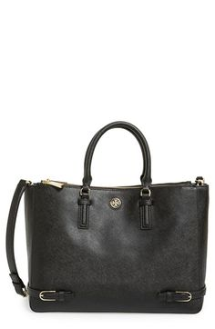 Tory Burch 'Robinson' Multi Tote available at #Nordstrom