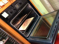 """@Emily Buehler: """"One of the ovens we use in my 'Science of Bread' course at @FolkSchool."""" Pinned with permission."""
